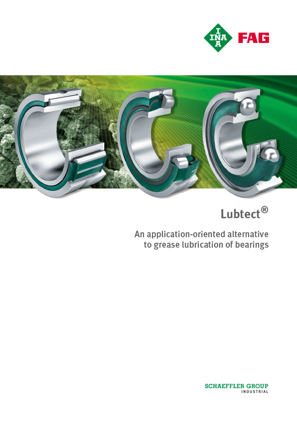 Lubtect® An application-oriented alternative to grease lubrication of bearings