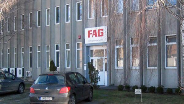 Megalakult a csapágyak köszörülését és összeszerelését végző FAG Automotive Hungary Ipari Kft.