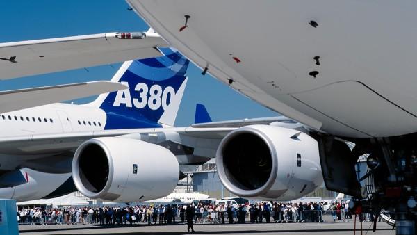 Kereskedelmi felhasználás Airbus A380