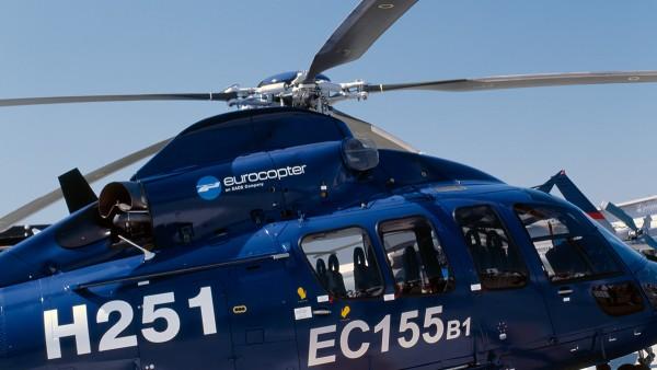 Katonai járművek: Eurocopter