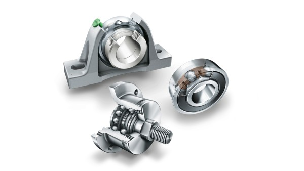 In agricultural engineering, a very wide variety of Schaeffler bearing solutions are put to use.