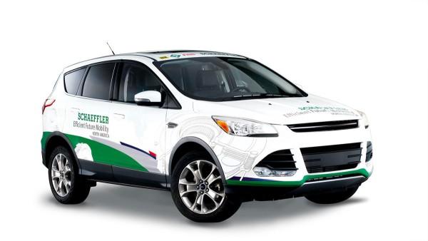 Hatékony mobilitási jövő az Észak-Amerika piachoz
