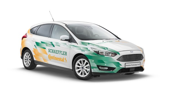 Benzin technológia autó II (GTC II) koncepcióautó