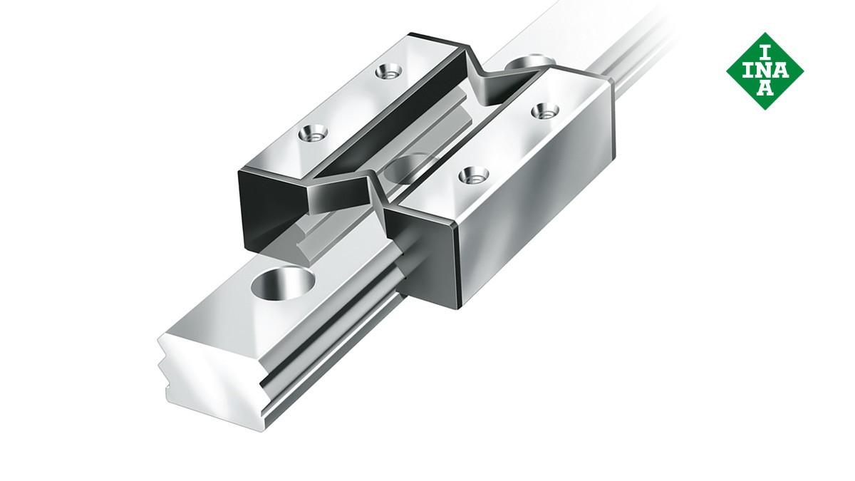 Schaeffler lineáris vezetékek: Miniatűr siklóvezetékek
