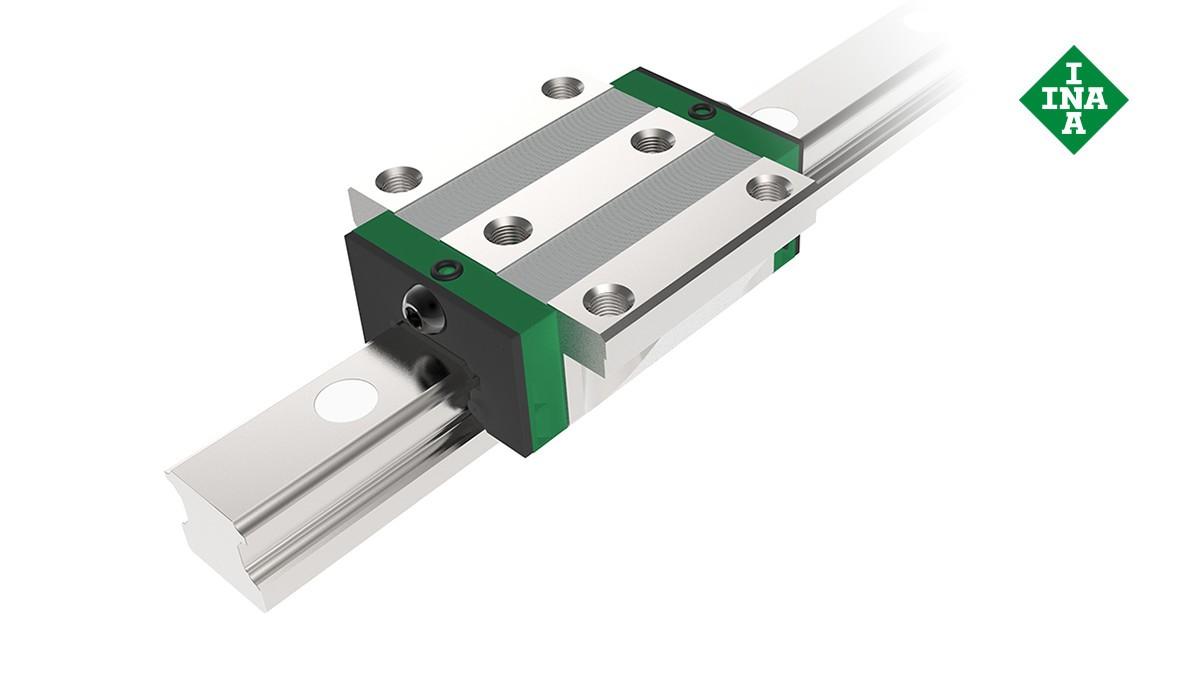 Schaeffler lineáris vezetékek: Lineáris golyósorsó egységek és vezetéksínek