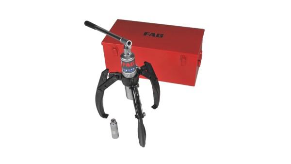 Schaeffler karbantartási termékek: Mechanikus eszközök, hidraulikus lehúzók