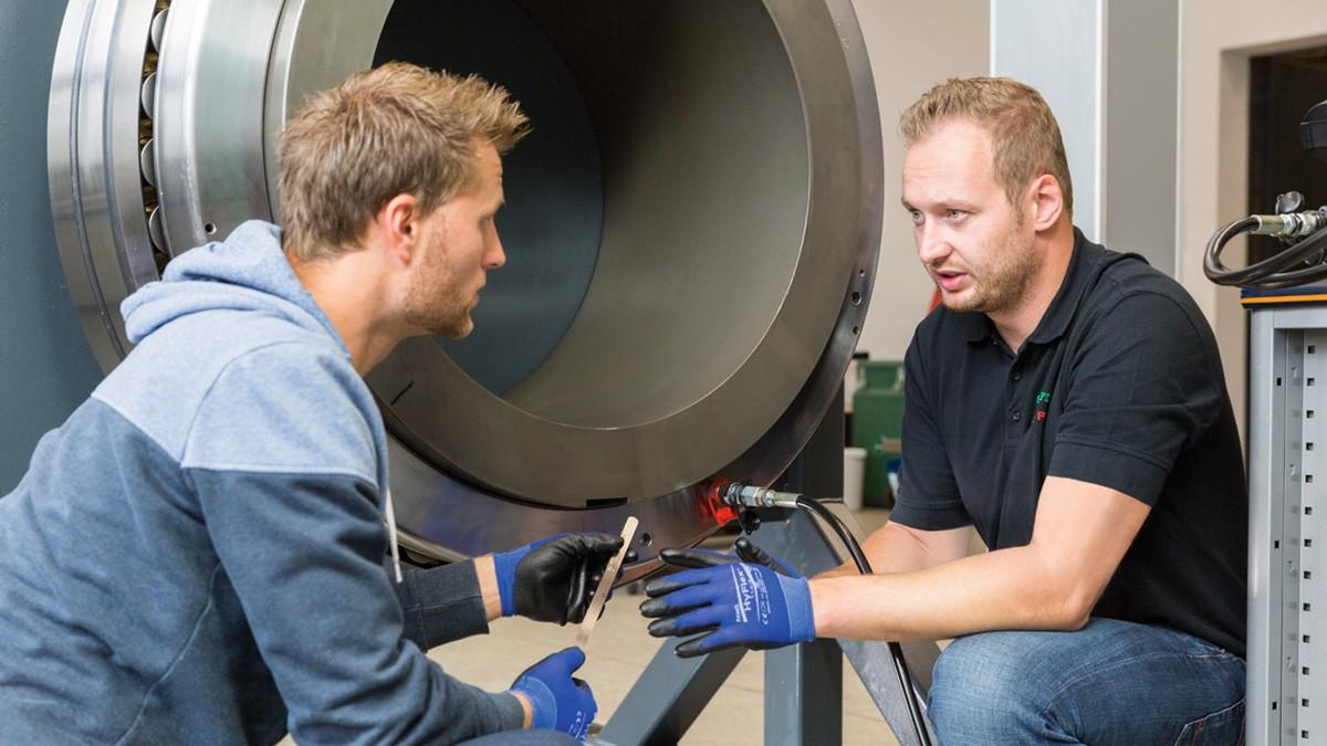 Schaeffler karbantartási szolgáltatások