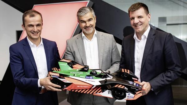 A Schaeffler és az Audi együttműködése tovább folytatódik
